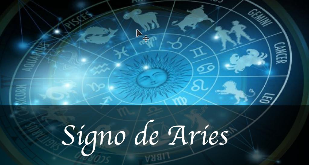 Signo de Aries