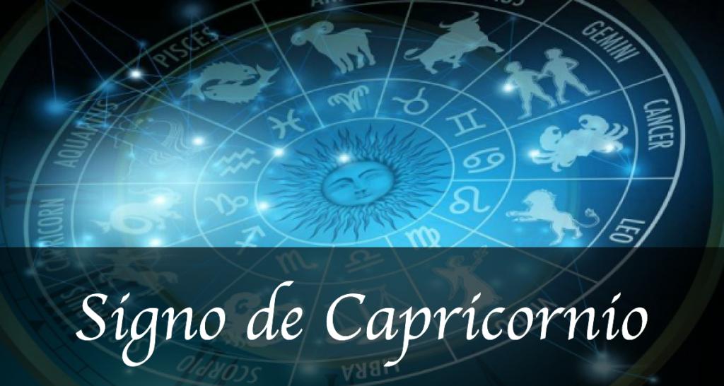 Signo del zodiaco: Capricornio
