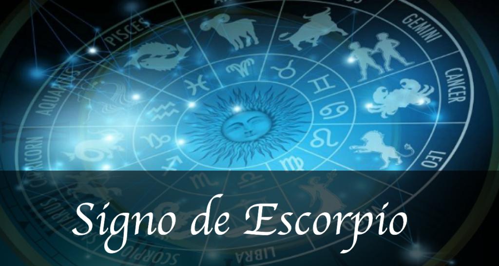 Signo del Zodiaco: Escorpio